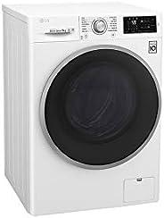LG F94J61WH machine à laver Autonome Charge avant Blanc 9 kg 1400 tr/min A+++ - Machines à laver (Autonome, Ch