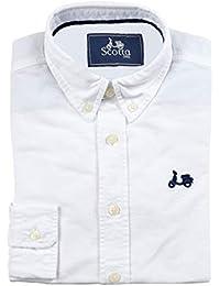 082aa7d1e Scotta 1985 - Camisa Oxford para Niño Algodón
