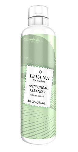 La leche limpiadora antifúngica Livana® elimina