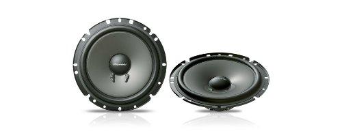 Pioneer TS-170CI 17 cm Markenspezifische 2 Wege Komponenten-Lautsprecher (170 Watt, Steckverbinderfür: Renault, Opel, Volkswagen, Peugot, Citroen, Kia, Hyundai) (Car Audio Lautsprecher 8 Pioneer)