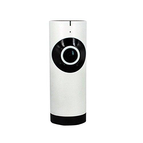 Überwachungskamera Wireless WiFi, Action-Kamera mit Bewegungserkennung, Überwachung 3d Stereo Kamera-Alarm Überwachung in Haus - Wireless Wanscam Ip-kamera