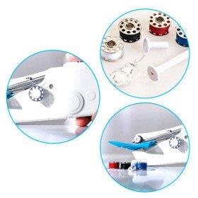 Mini macchina da per cucire cucito portatile cucitrice da for Macchina da cucire portatile prezzi