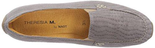Theresia Muck 101 Damen Slipper Beige (420 cinder)