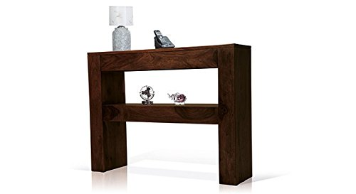 Altavista End Table With Lower Shelve