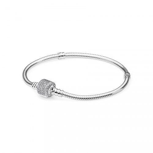 pandora-bracelet-590723cz-17-signature-silver-moments-of-the-fence-womens-zirconia