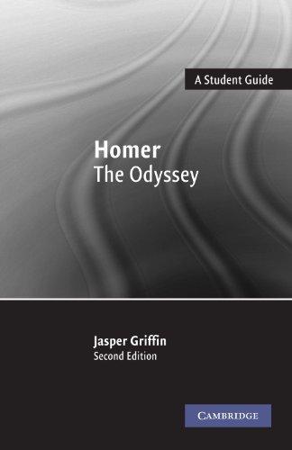 Homer: The Odyssey (Landmarks of World Literature (New)) by Griffin, Jasper (November 10, 2003) Paperback