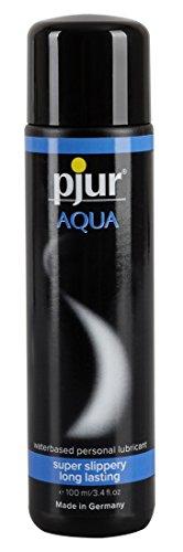 Lubricante Aqua de Pjur 1 unidad de 100ml