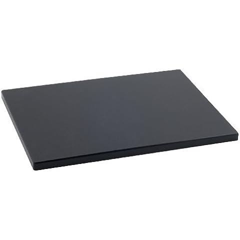 Metaltex 73291538 -  Tabla de polietileno, 29 X 20 X 1.5 centímetros, color negro