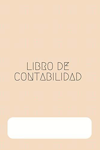 Libro de Contabilidad: Incluye Libro Diario y Libro Mayor | Libro de Cuentas con Espacio para Notas en la Portada