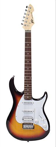PEAVEY E-Gitarre Raptor Plus Trans.Sunburst, (E-gitarre Peavey)