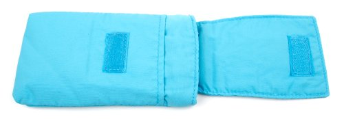 Rosafarbenes Outdoor-Case mit Gürtelschlaufe für Ihr Apple iPhone 7 Smartphone Blau