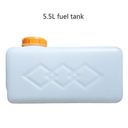 5.5L serbatoio olio carburante Benzina Diesel Benzina contenitore di plastica auto del riscaldatore accessori, adatto per la General Motors crogiolo di camion Air Riscaldatore serbatoio carburante.