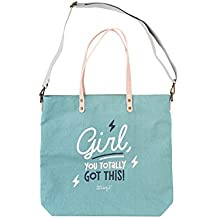 Mr Wonderful 8435460733724 Tasche Girl, You Totally got This!