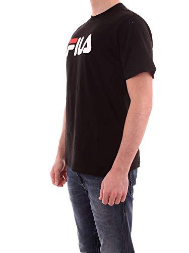 Zoom IMG-1 fila pure t shirt black