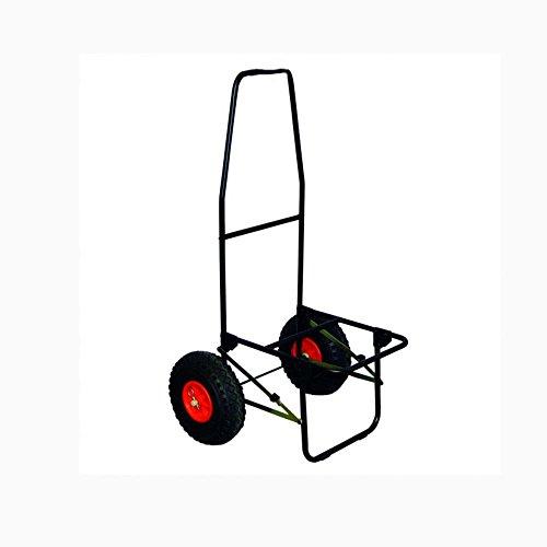 Fladen Fishing Trolley deluxe Transportwagen mit Luftbereifung