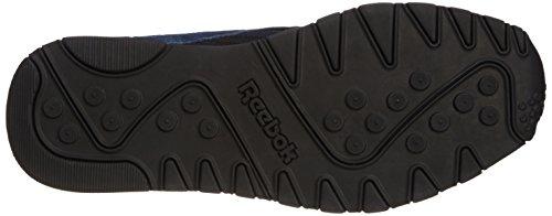 Reebok Classic Nylon R13 Herren Sneakers Blau (Collegiate Navy/Black/White)