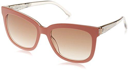 BOSS Hugo Damen 0850/S JD BDP Sonnenbrille, Pink Nude/Brown Sf, 54