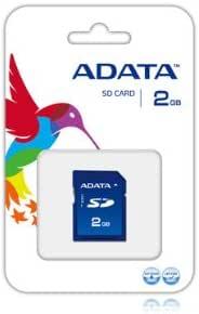 Adata 2gb Speedy Secure Digital Card Computers Accessories
