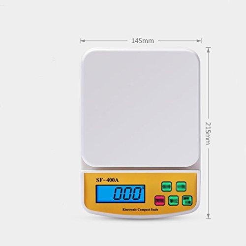 Lishi Küche Elektronische Waagen Backwaage 1G Hochpräzise Haushaltsnahrung Genannte Chinesische Kräutermedizin Tee Gramm Wiegen 10 Kg