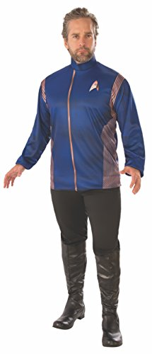 Operations Uniform Adult Costume Top - X-Large ()