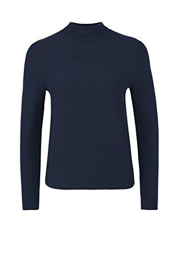 s.Oliver Damen Pullover Blau (navy 5959)