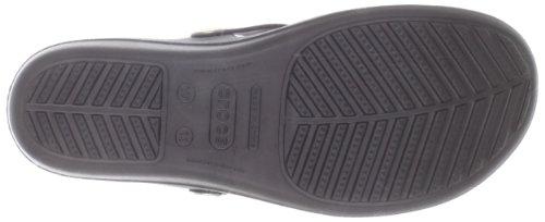 Crocs, Pantofole donna Espresso/Khaki
