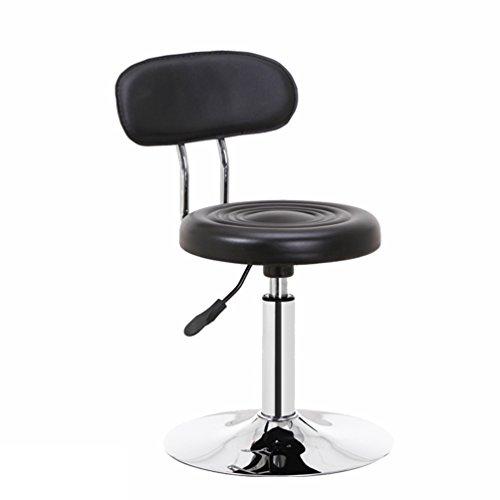 empfangstheke friseur XZGang Drehbare Rückenlehne Stuhl, Haushalt Computer Stuhl Bürostuhl Rezeption Schreibtischstuhl Hebbare Barhocker Barhocker Barhocker Schönheit Stuhl 62-74cm Erschaffe einfaches Leben