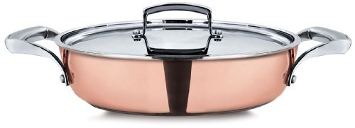 pensofal-reserve-skillet-with-two-handles-and-stainless-steel-lid-11-copper-by-pensofal