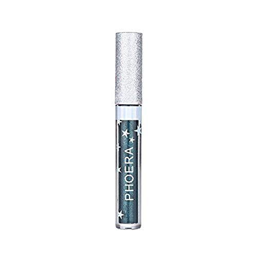 Sheer Lip Liner (DEELIN Lippenstifte Liquid Matte Lipstick Dauerrhaft Lip Liner Make up, Rainbow Matte to Glitter Flüssiger Lippenstift Wasserdichtes Lipgloss Makeup)