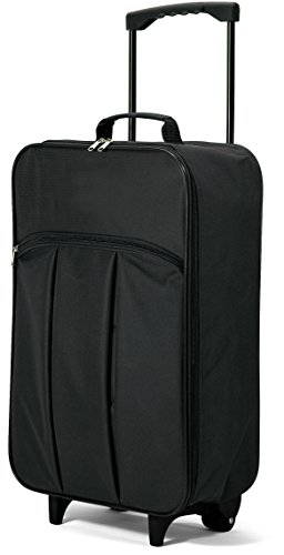 Benzi Equipaje de cabina negro 4408 Black carry-on