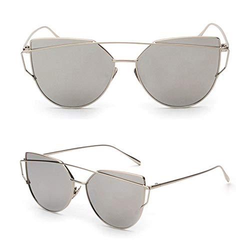 ACKCC Vintage Lady Rose Gold Katzenauge SonnenbrilleOptische Brillen Rahmen MännerSonnenbrille