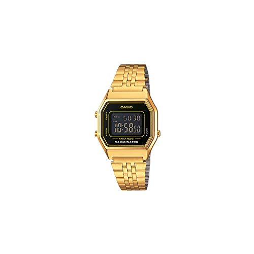 Casio Collection Damen-Armbanduhr LA680WEGA 1BER