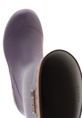 Aigle Victorine, Bottes de Pluie Femme Violet