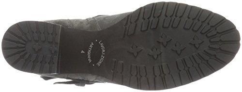 Kennel und Schmenger Schuhmanufaktur Damen Sue Biker Boots Grau (anthracite 447)