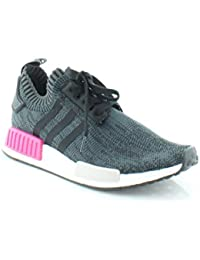 new arrival 8336f 2ac38 adidas Originals pour Femme NMD R1 W PK Sneaker, (Black, Pink, White