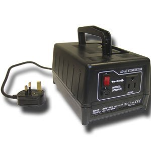 USA to UK 240v TO 120v Step Down Transformer 300W