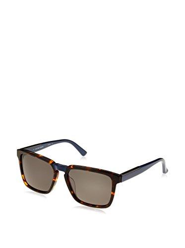 Calvin Klein Unisex CK7908SP Sonnenbrille, Grau (Havana Blue), onesize