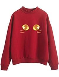 Porlous - Camiseta - Túnica - Mujer