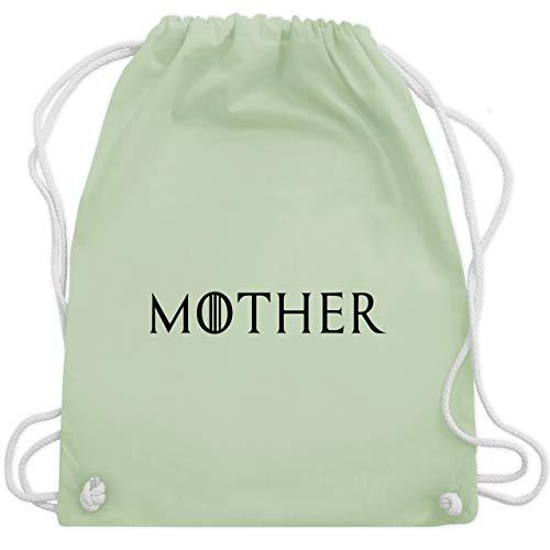 Mama - Mother - Unisize - Pastell Grün - WM110 - Turnbeutel & Gym Bag ()