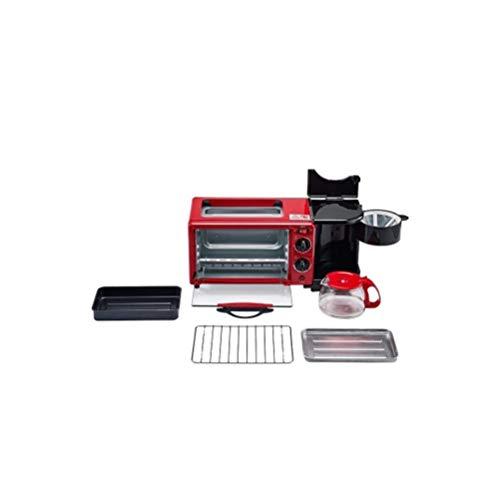 Automatischer Toaster-Frühstücksautomat Artefakt-Multifunktions-Drei-in-1-Kaffeemaschine Für...