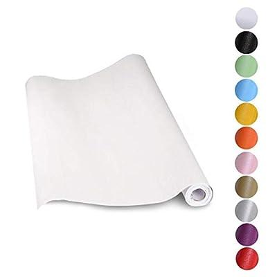 3 KINLO®Folie für Küchenschrank kühlschrank möbel aufkleber folie küche tapeten küche küchenschrank aufkleber 61x500cm 2 Jahren Garantie viele Farben …