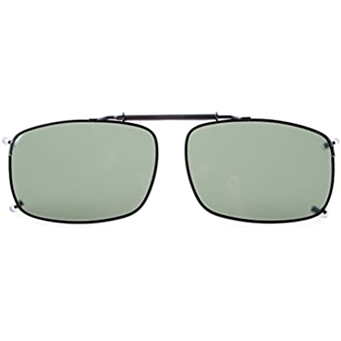 Eyekepper EasyClip primavera polarizzato la clip sugli occhiali da