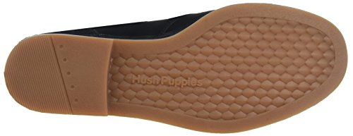 Hush Puppies Cala Catelyn, Stivali con Le Frange Donna Nero (Black)