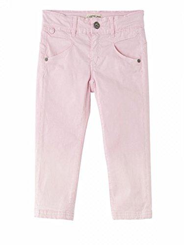 Chipie-Bermuda in tessuto denim tenero Chipie stretch ragazza, colore: rosa blu 5 anni