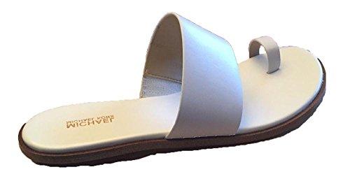 Michael Kors , Damen Sandalen 37.5 Weiß