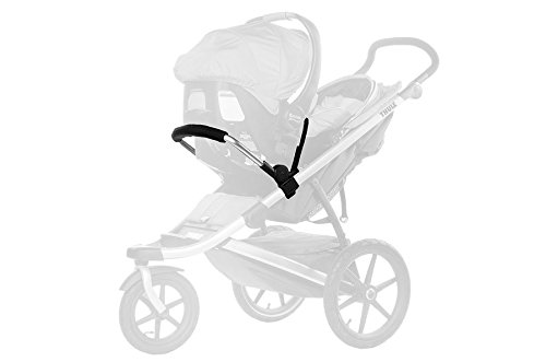 """Preisvergleich Produktbild Thule 0872299040360 Befestigung für Kindersitz """"Autositz Adapter"""", silber"""