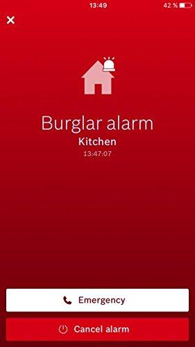 Bosch Smart Home Bewegungsmelder mit App-Funktion – EXKLUSIV für Deutschland, 1 Stück, 8750000018 - 2