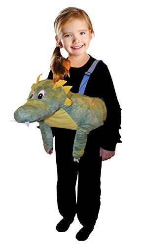 Ikumaal Drache-n Kostüm-e F131 98 bis 116 Kind-er Tier- Verkleidung Fasching- Karneval-
