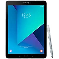 Samsung Galaxy Tab S3 T820 24,58 cm (9,68 Zoll) Touchscreen Tablet PC (Quad Core 4GB RAM 32GB eMMC WiFi Android 7,0) silber inkl S Pen