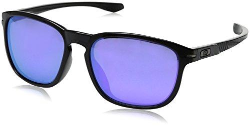 Oakley Men's Enduro OO9274-04 Oval Sunglasses, Black Ink, 55 mm